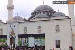 Cumhurbaşkanı Erdoğan ABD'de Cami Açılışına Katıldı
