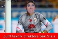 Galatasaray Eskişehirspor Caps'leri