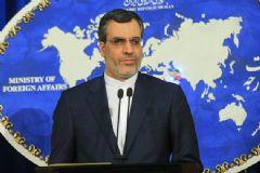 İran Dışişleri Bakanlığı: Çatışmaları Derhal Durdurun