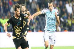 Fenerbahçe- Osmanlıspor Maçında Gülen Taraf Olmadı