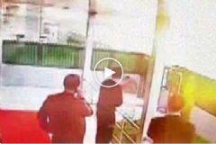 Diyarbakır'daki Hain Saldırı Güvenlik Kamerasında