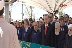 Erdoğan İşadamı Hüseyin Doğan'ın Cenaze Törenine Katıldı