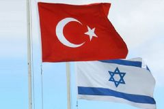 Türk Ve İsrail Temsilcileri Perşembe Günü Bir Araya Gelecek