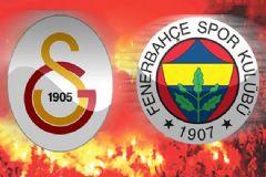 Fenerbahçe Galatasaray Derbisinin Saati Belli Oldu