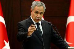 Bülent Arınç, Kılıçdaroğlu'nu Kınadı!