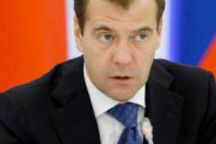 Rusya Başbakanı Medvedev Erivan Ve Bakü'yü Ziyaret Edecek