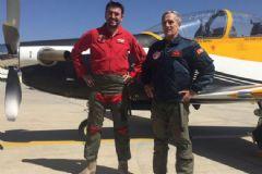 Hürkuş İle İlk Uçan Orgeneral Öztürk Oldu