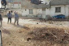 Kilis'in Şehir Merkezine 2 Roket Mermisi Düştü: 2 Yaralı