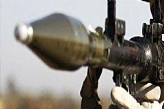 Nusaybin'de Zırhlı Araca Roketatarlı Saldırı!