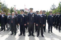 İstanbul'da Türk Polis Teşkilatı'nın 171. Kuruluş Yıl Dönümü Kutlandı