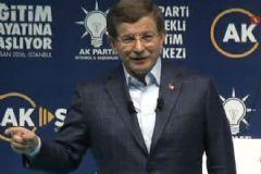 Davutoğlu: Kıyamete Kadar Buradayız Diyen Çizginin Adı AK Parti'dir