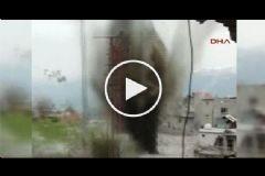 Şırnak'ta PKK Tuzağı Böyle İmha Edildi