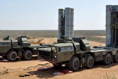 Rusya, İran'a İlk S-300'leri Gönderdi