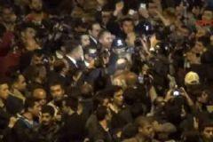Şanlıurfa'da Davutoğlu Ezilme Tehlikesi Geçirdi