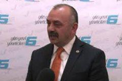 AK Partili Belediye Başkanı  Taner İsbir'in Aracı Kaza Yaptı: 7 Yaralı