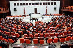 Ak Parti Dokunulmazlık Teklifini Meclis'e Sundu