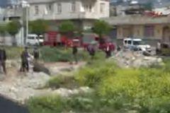 Kilis'in Kent Merkezine Katyuşa Roketatar Mermileri Düştü