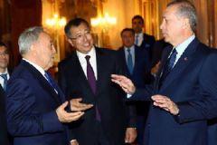 Erdoğan ve Nazarbayev'den İslami Yakınlaşmaya İlişkin Ortak Bildiri Yayınlandı