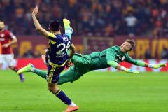 Galatasaray-Fenerbahçe Derbisinde Gülen Taraf Olmadı
