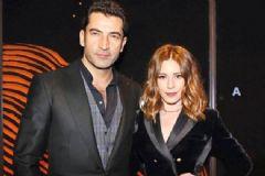 Kenan İmirzalıoğlu ve Sinem Kobal'ın Düğün Davetiyeleri Belli Oldu