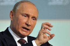 Putin,'Güney Osetya Gündemimizde Değil'