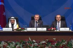 Erdoğan: İslam İşbirliği Teşkilatı'na 2 Milyon Dolar Gönüllü Katkı Sağlıyoruz