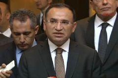 Adalet Bakanı Bozdağ'dan MHP Açıklaması