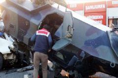 Şanlıurfa'da Zırhlı Araç İle Minibüs Çarpıştı: 1 Ölü 7'si Asker 8 Yaralı
