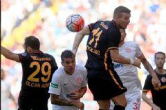 Cimbom Deplasmanda Antalyaspor'a 4-2 Mağlup Oldu