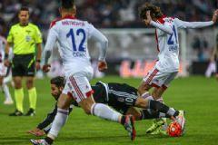 Beşiktaş Sivasspor'u 2-1 Mağlup Etti
