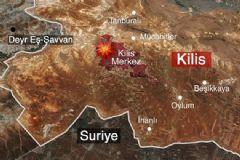 Ak Parti MYK Toplantısı: Kilis'e IŞİD Bilinçli Atış Yapıyor