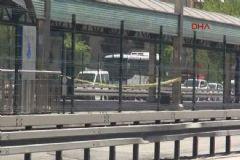 Avcılar Metrobüs Durağı Şüpheli Paket Nedeniyle Kapatıldı