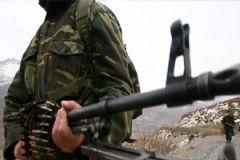 Sarıkamış'ta Çatışma: 2 Asker Yaralı