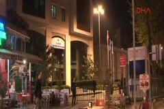 AK Parti İstanbul İl Merkezi'ne Saldırı!