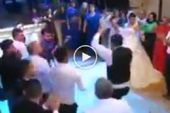 Damattan Harika Düğün Dansı
