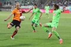 Galatasaray, Ç.Rizespor'u 3-1 Mağlup Etti