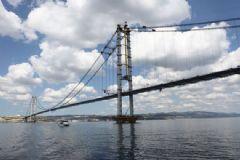 Cumhurbaşkanı Erdoğan İzmit Körfez Geçişi Asma Köprüsü'nün Adını Açıkladı