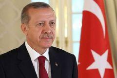 Erdoğan Time'ın En Etkili 100 İnsan Listesinde Liderler Kategorisinde
