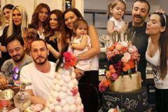 Demet Akalın'a Sürpriz Doğum Günü Partisi