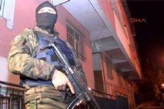 İstanbul Arnavutköy'de Terör Operasyonu