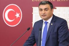 CHP'li Vekilden TBMM Başkanı Kahraman'a Ölüm Tehdidi!