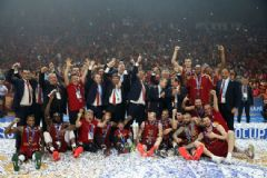 Galatasaray Odeabank ULEB Avrupa Kupası Şampiyonu!