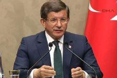 Başbakan Davutoğlu: 'Geri Adım Atmayacağız'