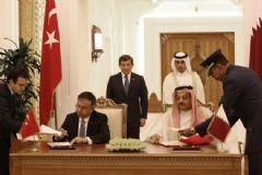 Türkiye İle Katar Arasında Askeri Anlaşma Sağlandı