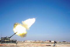 Cerablus'dan Atılan Havan Mermileri 1 Fırtına Obüsünü Yaktı!