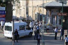 Bursa'daki Canlı Bomba Şanlurfa'dan, Bomba Düzeneği İstanbul'dan Gelmiş