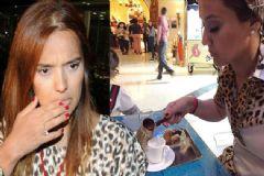 Demet Akalın Dubai'de 3 Türk Kahvesine 560 Lira Ödedi