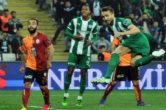 Galatasaray Timsah Arena'da 1 Puana Razı Oldu