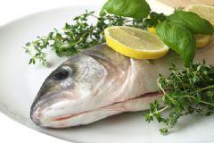Balık Yemek Şekerin Zararlı Etkilerini Yok Ediyor