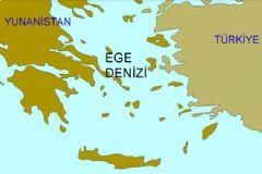 Yunan Balıkçılar Ege Denizi'nde Gerginliğe Sebep Oldu